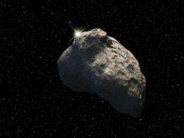 Astronomers study Kuiper Belt object during stellar occultation