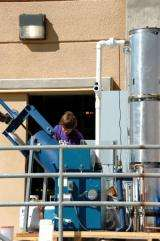 University of Nevada, Reno demonstrates successful sludge-to-power research