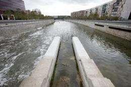 88 pollutants detected in Madrid's rivers