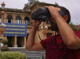Augmented reality brings movie magic to city visits