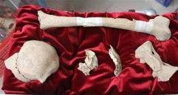 Italians think they have found Caravaggio's bones