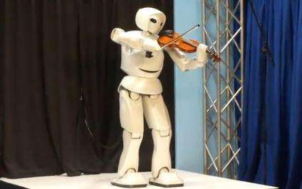 Toyota's musical robots (w/ Video)