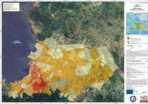 New satellite maps of Haiti coming in