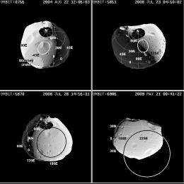 The Martian Moon Phobos May Have Formed By Catastrophic Blast