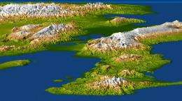 Fault Responsible for Haiti Quake Slices Island's Topography