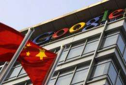According to state media, Google would go through with a threatened withdrawal from China on April 10