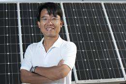 Advance made in thin-film solar cell technology