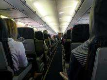 airplane inside