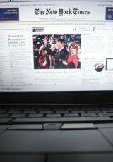 A new report  highlights that few online news consumers are prepared to pay for Internet-accessed news