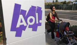 AOL posts higher 3Q net income on gains, cost cuts (AP)
