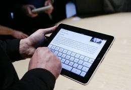 Apple is launching its iPad in India