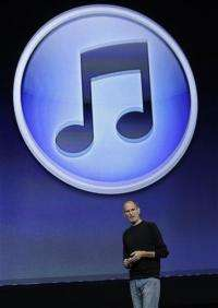 Apple refreshes iTunes software, updates iPods (AP)