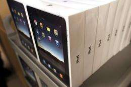 Apple's much-hyped iPad will go on sale in a swathe of countries from Australia and Japan to Europe on Friday