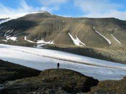 Arctic environment during an ancient bout of natural global warming