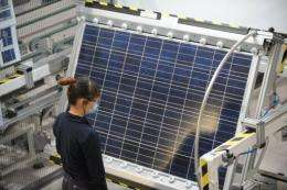 Arizona-based First Solar is to build a solar panel factory in Ho Chi Minh City
