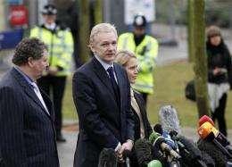 Assange: WikiLeaks to speed release of leaked docs (AP)
