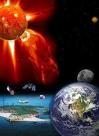 As the Sun Awakens, NASA Keeps a Wary Eye on Space Weather