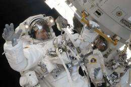 Astronaut Mike Foreman, STS-129 mission specialist