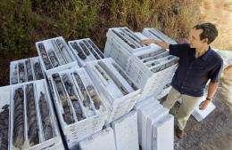 Berkeley Lab Geologist Studies the Ground Beneath His Feet