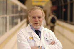 Blocking inflammation receptor kills breast cancer stem cells, U-M study finds