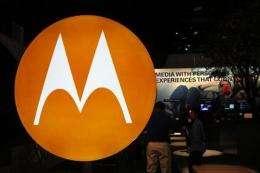 Breakup of gadget pioneer Motorola is complete (AP)
