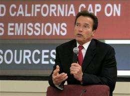 Calif. regulators OK major greenhouse gas rules (AP)