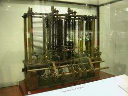 Campaign to build 1837 Babbage's Analytical Engine