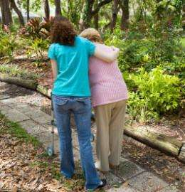 Detectable illness, disease in healthy elderly changed by Alzheimer's