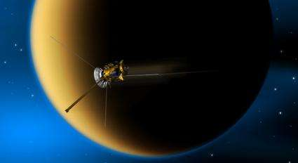 Cassini Getting the Lowdown on Titan This Weekend