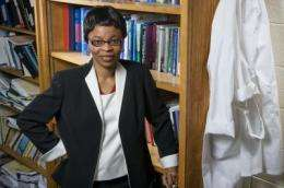 Chemist monitors nanotechnology's environmental impact