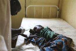 Cholera stalks West Africa as rains spread disease (AP)