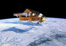 CryoSat ice data now open to all
