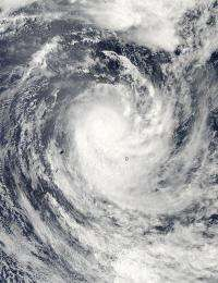 Cyclone Rene slams Tonga, moves into open waters