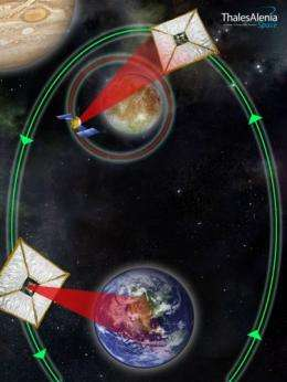 Data clippers set sail to enhance future planetary missions