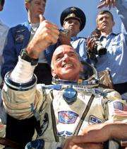 Dennis Tito became the world's first space tourist in 2001