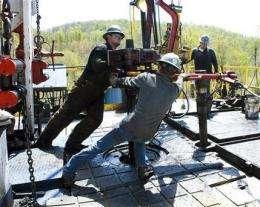Despite overhaul, gas wastewater still a problem (AP)