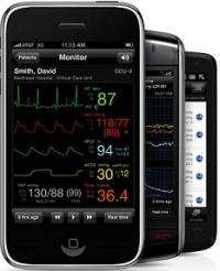 Doctors Providing Critical Patient Care Remotely With a Smartphone (w/Video)