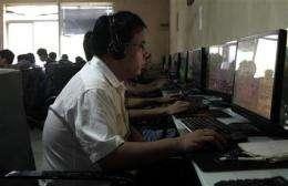 Dozens of outspoken, popular blogs shut in China (AP)