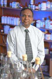 Drug to treat alcoholism goal of UH professor's research
