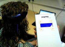 Electrical brain stimulation improves math skills