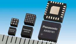 High-speed response hysteretic control DC-DC converter LSI series developed by Panasonic