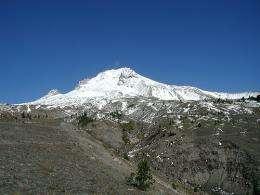 Eruptive characteristics of Oregon's Mount Hood analyzed