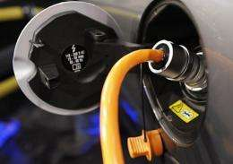 EU nations agreed Tuesday on the need to develop a standardised system for recharging electric cars