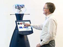 European partnership funds research toward robot aides for the elderly