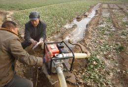 Experts are calling on China to implement more long-term measures to fight drought