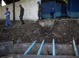 Experts: Did UN troops infect Haiti? (AP)