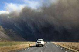 Experts say the volcanic ash cloud could keep lashing Europe for the next few days
