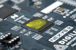 Fingerprint makes chips counterfeit-proof