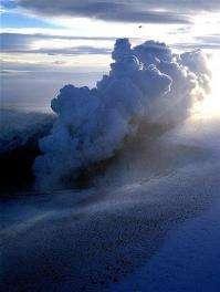 Flood waning, Iceland volcano eruption less likely (AP)