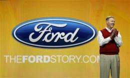 Ford adding tweets to its Sync in-car technology (AP)